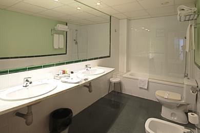 Habitación Doble baño